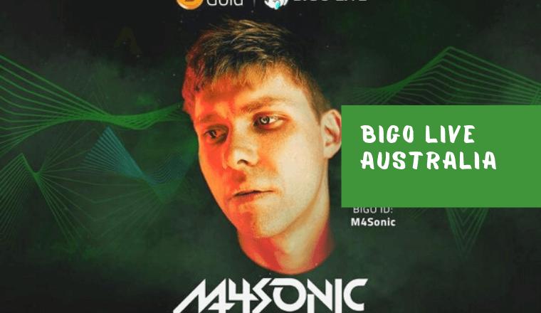 M4Sonic and BIGO LIVE