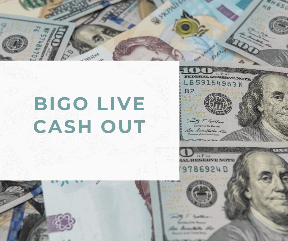 Cash Out Beans On Bigo Live