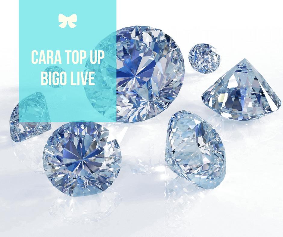 Cara Top Up BIGO LIVE