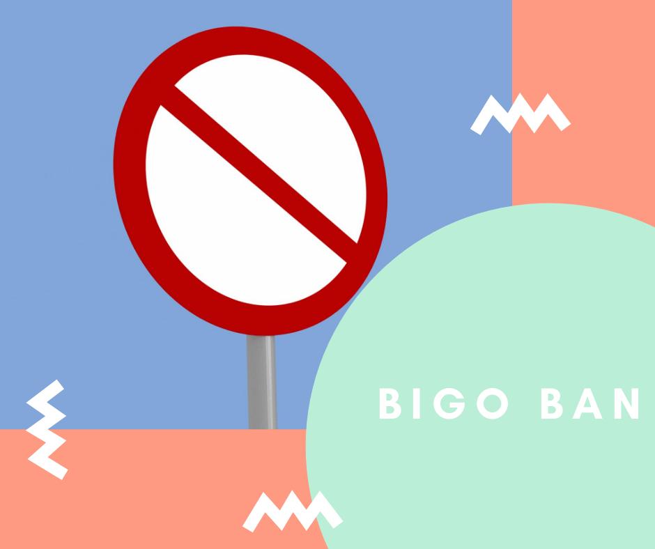 BIGO Ban