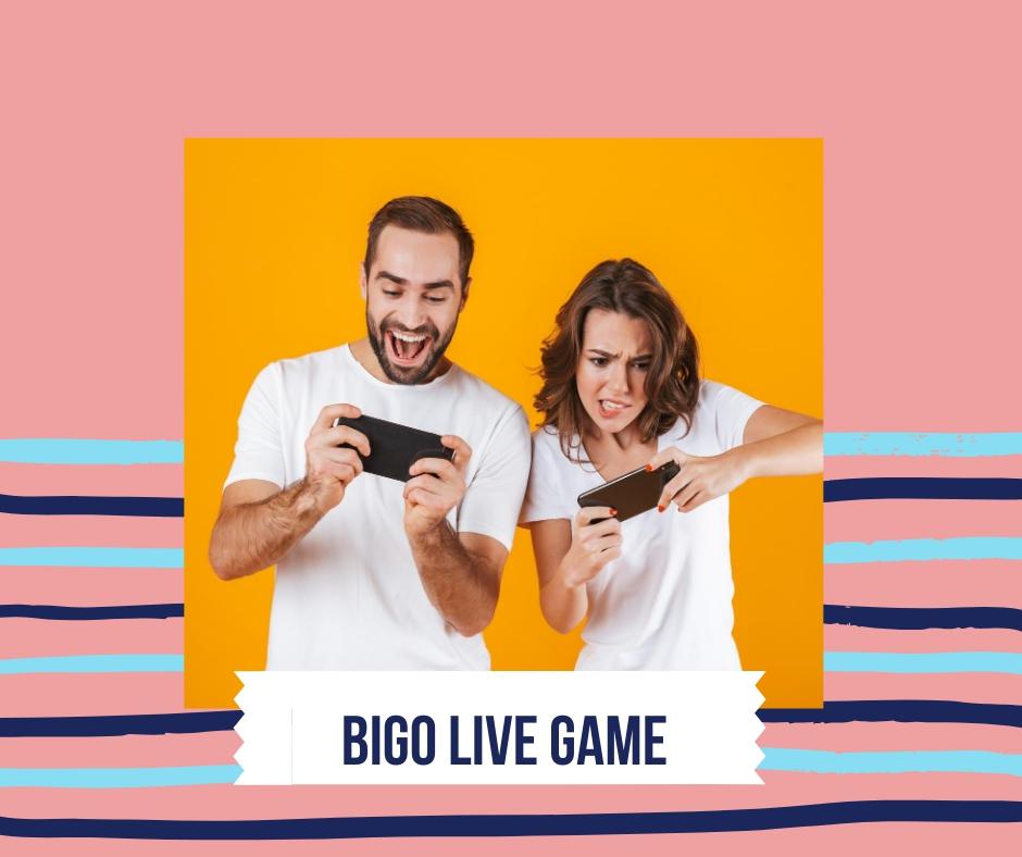 Comment streamer et regarder des jeux en direct sur BIGO LIVE