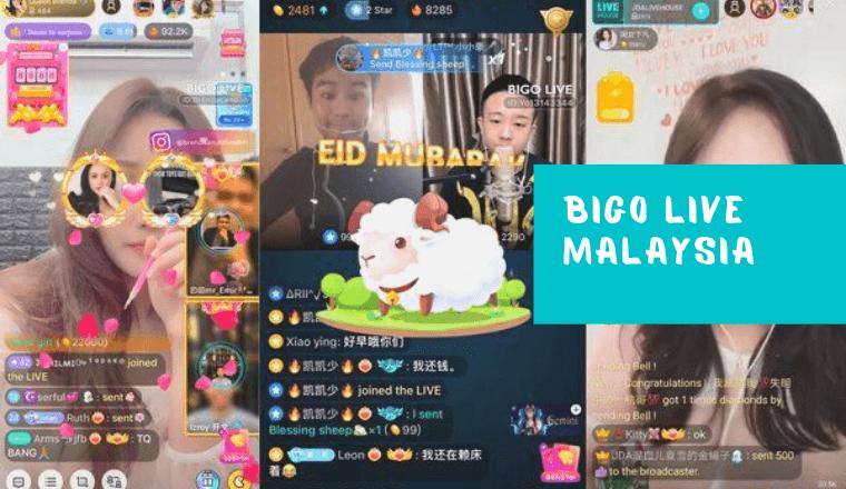 BIGO LIVE MALAYSIA