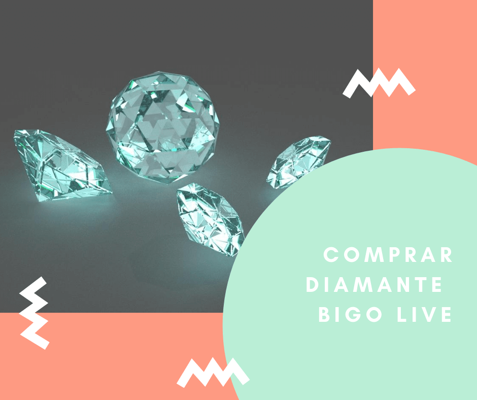 Comprar Diamante Bigo Live