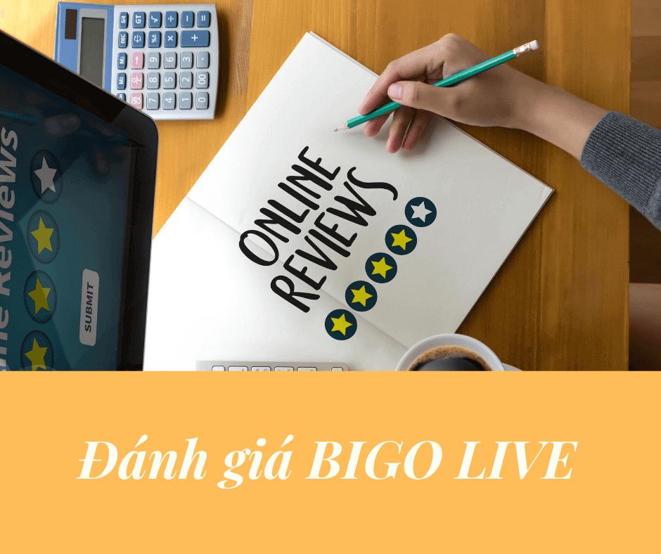 Đánh giá BIGO LIVE