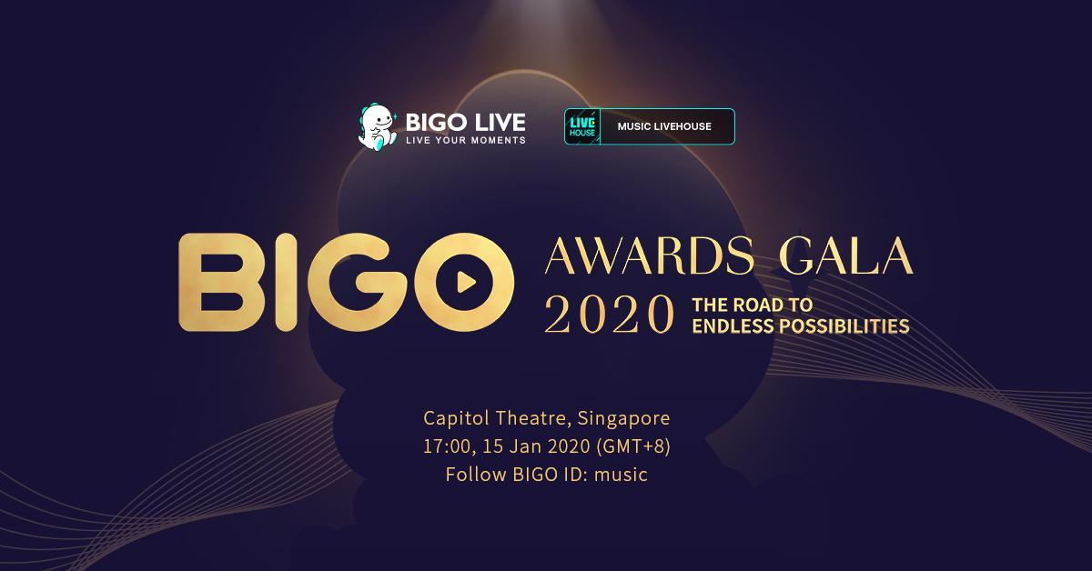 BIGO GALA 2020