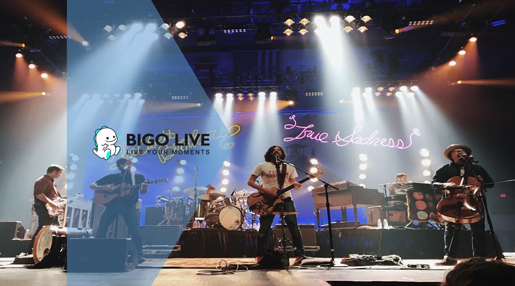 Live Stream Video App