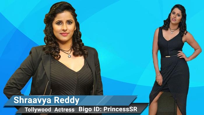 Shraavya Reddy BIGO INDIA